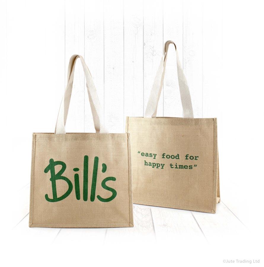 Bill's Jute Bag
