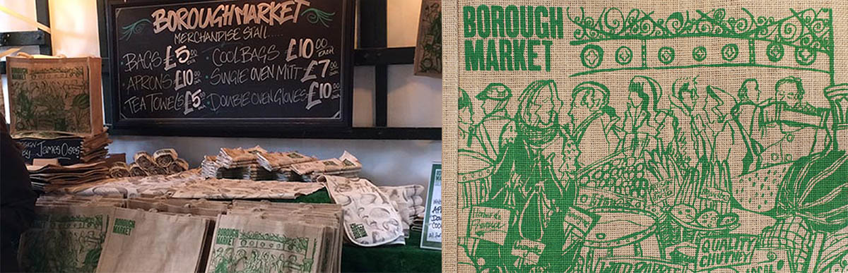 Borough Market Case Study