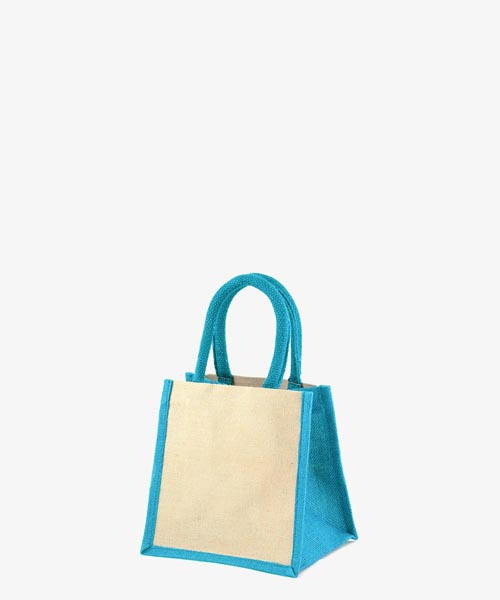 Nuku Jutton Jute Lunch Bag