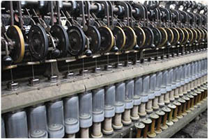 Spinning Jute Fibres in to Yarn