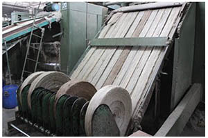 Spinning Washed Jute Fibres