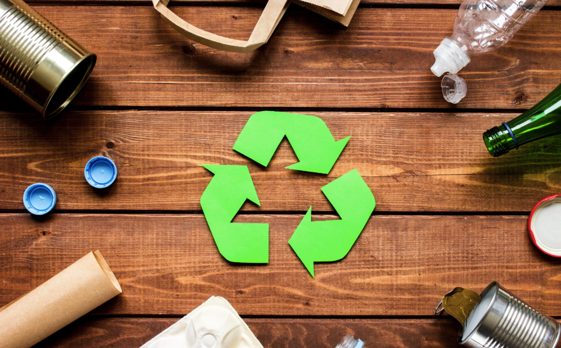 What can you recycle at home?
