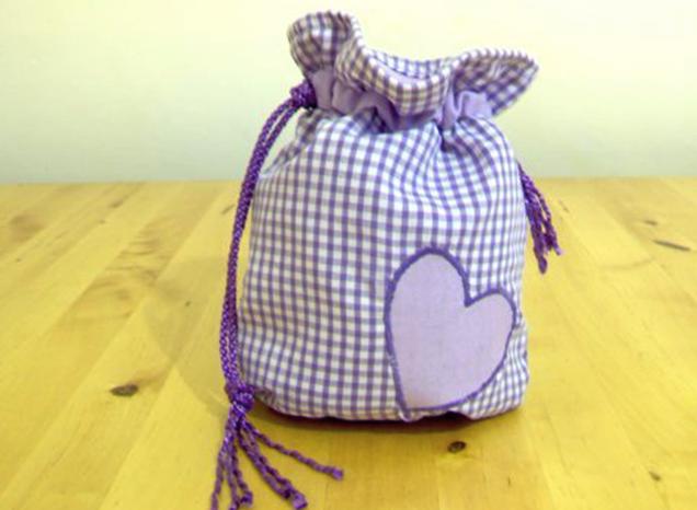 How to Make a Drawstring Bag?